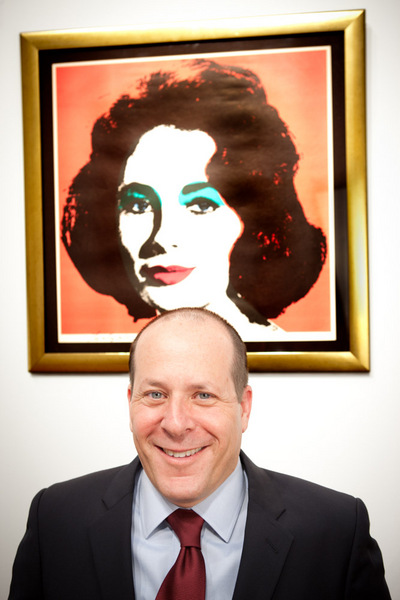 Marc Porter, Chairman of Christie's Americas/